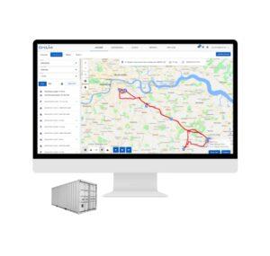 At50 GPS lokalizátor hnuteľného majetku