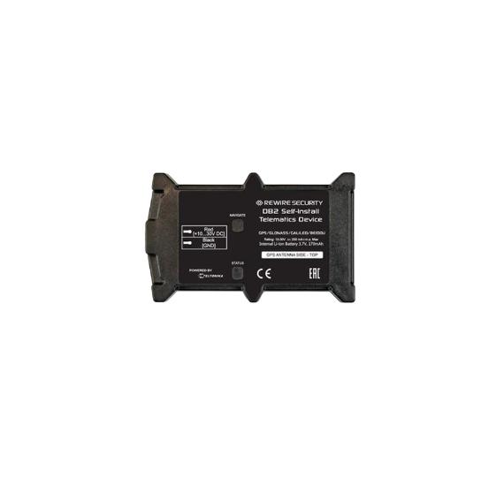 Db2 samoinštalačné gps monitorovacie zariadenie pre vozidlá