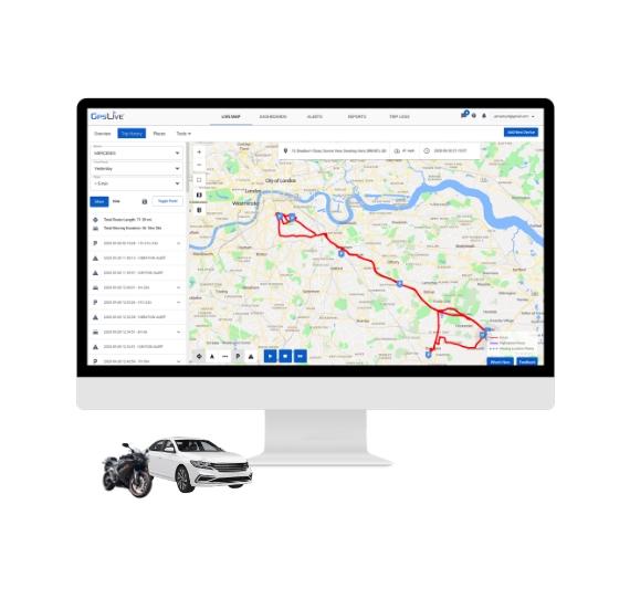 Db2 samoinštalačné sledovanie vozidiel