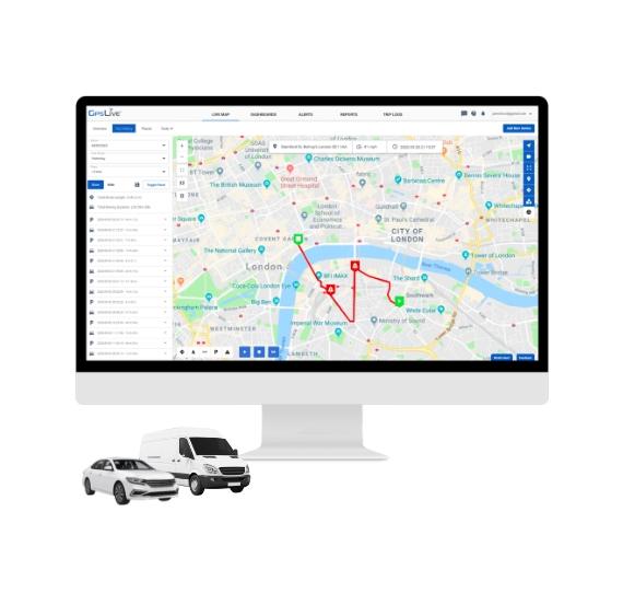 Db3 sledovanie vozidla cez obd port